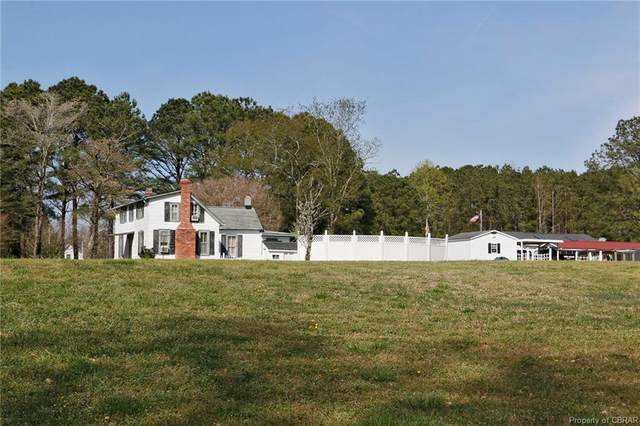 5343 Clay Bank Road, Gloucester, VA 23061 (MLS #2108312) :: Village Concepts Realty Group