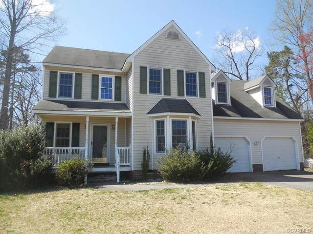 8219 Tarragon Drive, Mechanicsville, VA 23111 (MLS #2108346) :: EXIT First Realty
