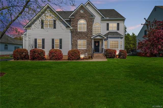 15013 Willow Hill Lane, Chesterfield, VA 23832 (MLS #2108369) :: Village Concepts Realty Group