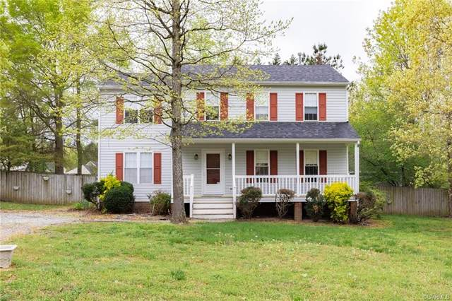 18500 Rollingside Drive, South Chesterfield, VA 23834 (MLS #2108389) :: Village Concepts Realty Group