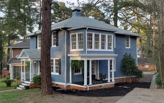 1523 Berkeley Avenue, Petersburg, VA 23805 (MLS #2108583) :: Village Concepts Realty Group