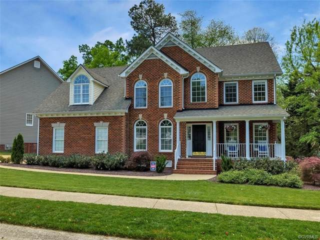 8301 Hampton Crest Circle, Chesterfield, VA 23832 (MLS #2108740) :: The Redux Group