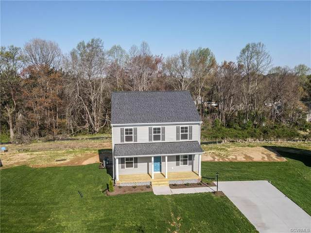 4900 Michaelwood Road, Chesterfield, VA 23832 (MLS #2108992) :: EXIT First Realty