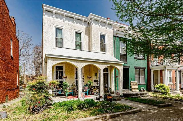 2618 W Main Street, Richmond, VA 23220 (MLS #2109250) :: EXIT First Realty