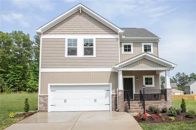 3606 Sterling Woods Lane, Chesterfield, VA 23237 (#2109254) :: Abbitt Realty Co.