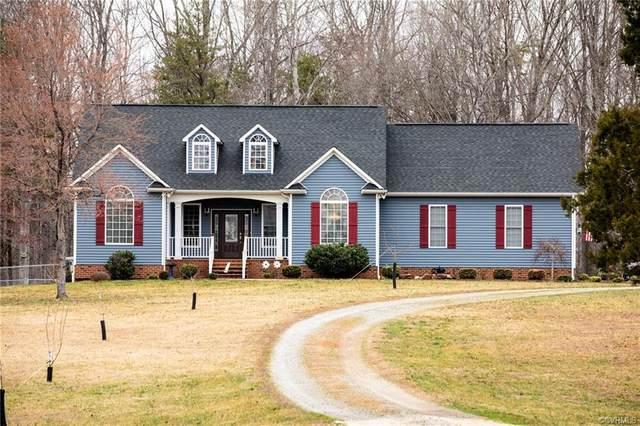 1039 School Road, Buckingham, VA 23936 (MLS #2109294) :: Village Concepts Realty Group