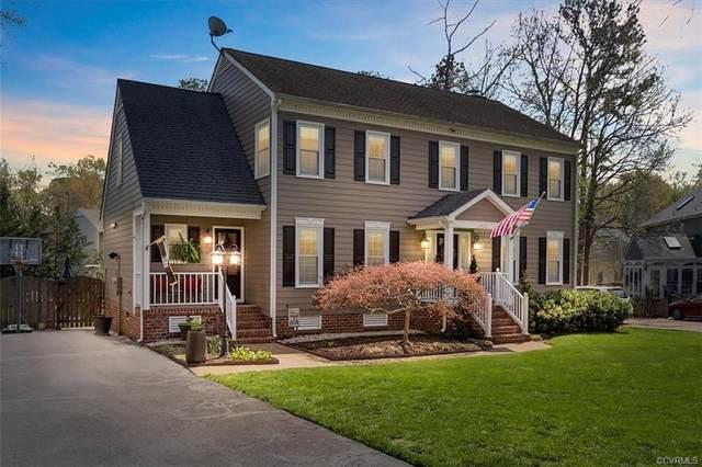 2805 Sable Road, Henrico, VA 23233 (MLS #2109346) :: Village Concepts Realty Group