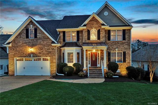 3019 Cove View Lane, Midlothian, VA 23112 (#2109516) :: The Bell Tower Real Estate Team
