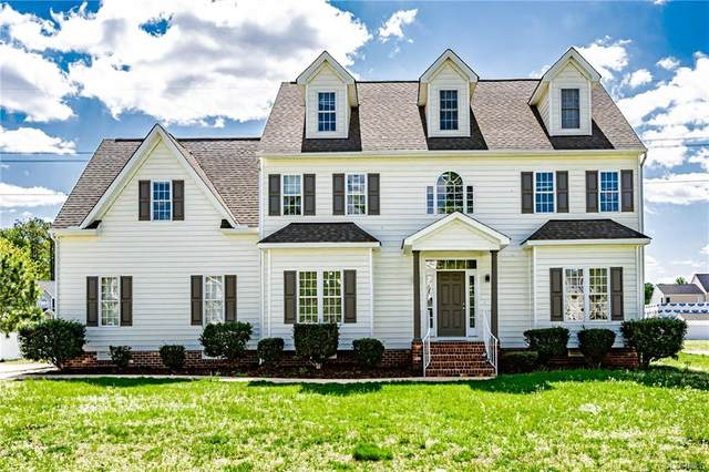 807 Greyshire Drive, Chester, VA 23836 (MLS #2109591) :: The Redux Group