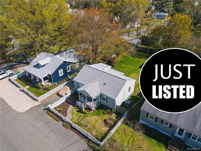 2503 Maplewood Road, Richmond, VA 23228 (#2109593) :: The Bell Tower Real Estate Team