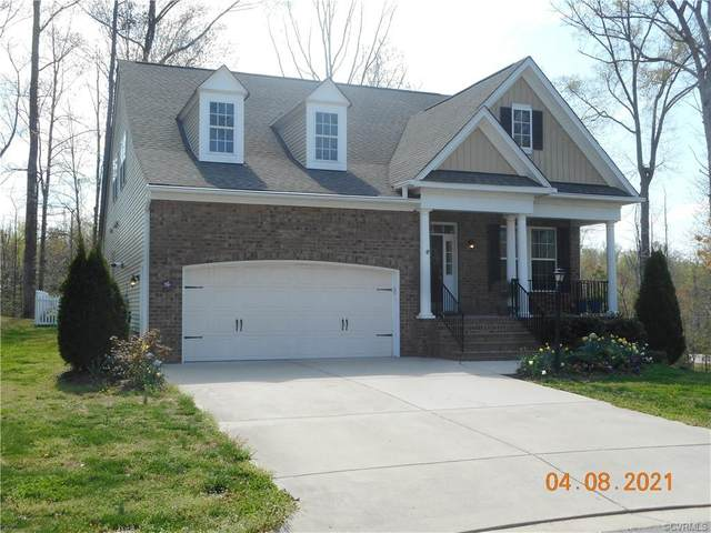 14336 Hiddenwell Court, Chester, VA 23831 (#2109606) :: The Bell Tower Real Estate Team
