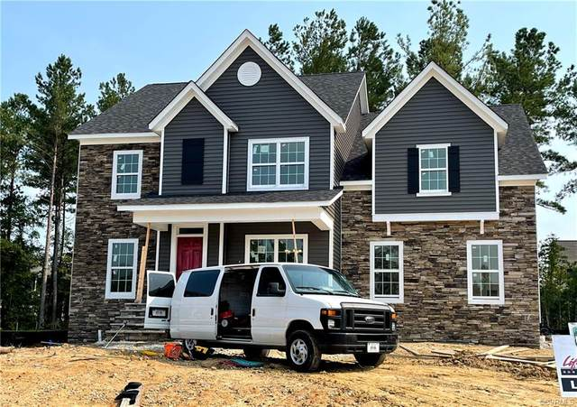 9001 Forge Gate Lane, Chesterfield, VA 23838 (MLS #2109828) :: The Redux Group