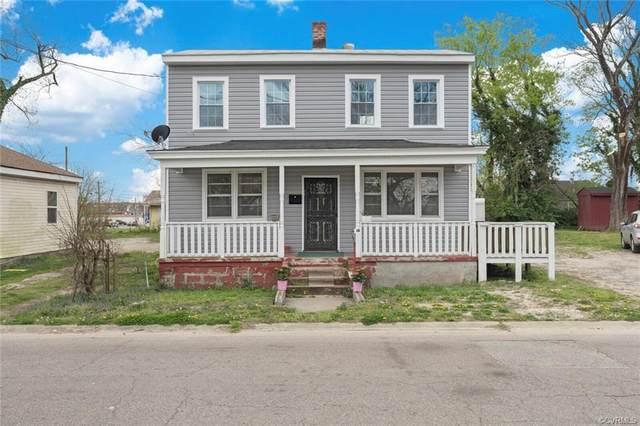 14 N Old Church Street, Petersburg, VA 23803 (MLS #2109878) :: The Redux Group