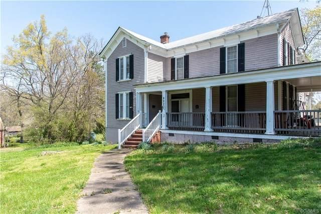 803 Grove Avenue, Chase City, VA 23924 (MLS #2109952) :: Treehouse Realty VA