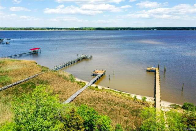 0 Fort Lowry Lane, Dunnsville, VA 22454 (MLS #2109973) :: Village Concepts Realty Group