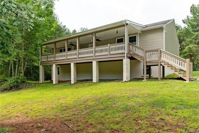 1545 Crewsville Road, Bumpass, VA 23024 (MLS #2110030) :: Village Concepts Realty Group
