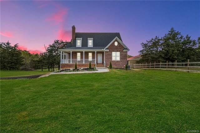 1645 Dorset, Powhatan, VA 23139 (MLS #2110104) :: Treehouse Realty VA