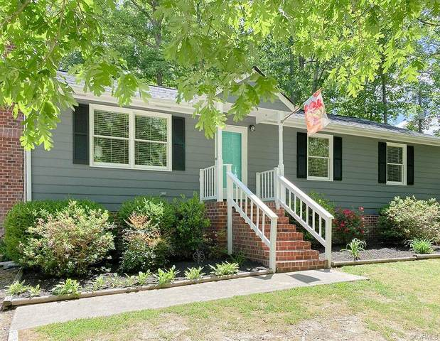 16203 Rowlett Road, Chesterfield, VA 23838 (MLS #2110250) :: Small & Associates