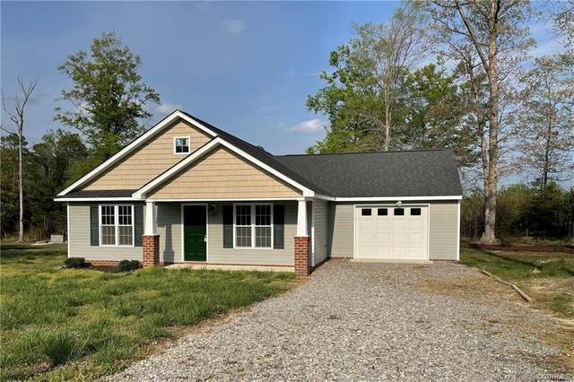 21137 Baileys Lane, South Chesterfield, VA 23803 (MLS #2110328) :: Treehouse Realty VA