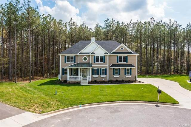 12618 Capernwray Terrace, Chesterfield, VA 23838 (MLS #2110481) :: Village Concepts Realty Group
