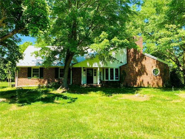 13900 Lodore Road, Amelia, VA 23002 (MLS #2110582) :: HergGroup Richmond-Metro