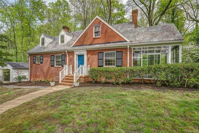 1433 Westover Gardens Boulevard, Richmond, VA 23225 (MLS #2110609) :: The RVA Group Realty