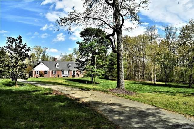 13520 Greenwood Road, Glen Allen, VA 23059 (MLS #2110665) :: Village Concepts Realty Group