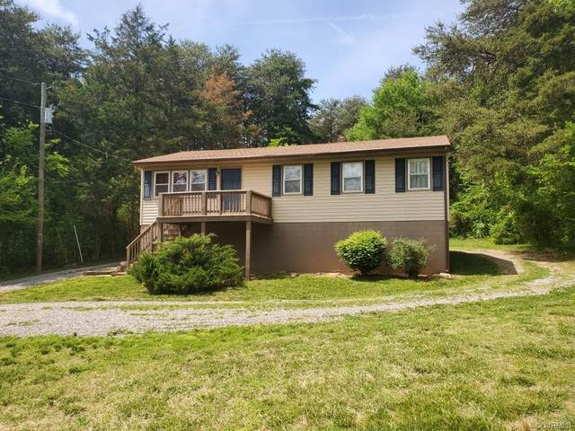 127 Mahan Road, Farmville, VA 23901 (MLS #2110735) :: Village Concepts Realty Group