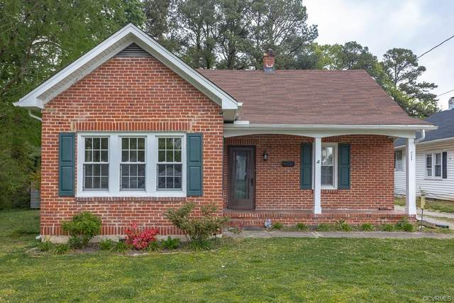 2411 W City Point Road, Hopewell, VA 23860 (MLS #2110898) :: The Redux Group