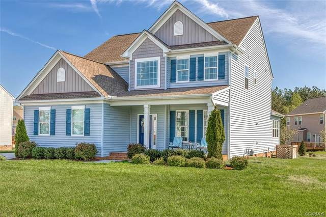 1507 Clarence Cove Drive, Chester, VA 23836 (MLS #2111041) :: Village Concepts Realty Group