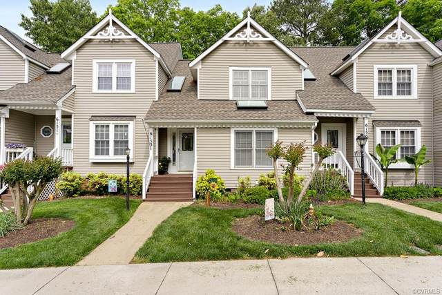 6153 Rolling Forest Circle, Mechanicsville, VA 23111 (MLS #2111377) :: Small & Associates