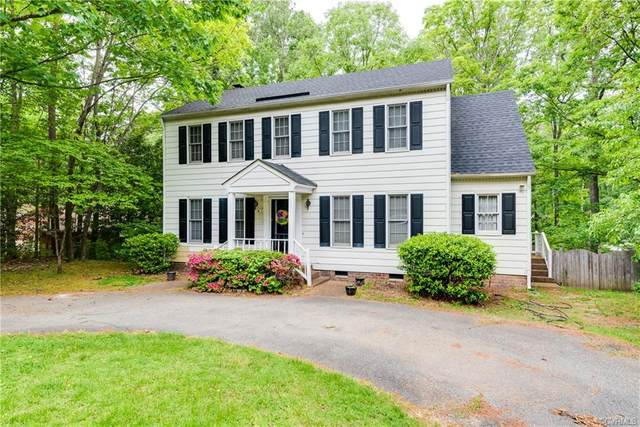 9006 Boones Trail Road, Chesterfield, VA 23236 (MLS #2111427) :: Village Concepts Realty Group