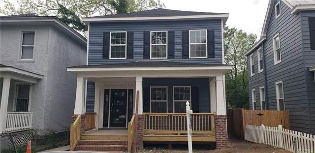 2203 4th Avenue, Richmond, VA 23221 (MLS #2111574) :: Treehouse Realty VA