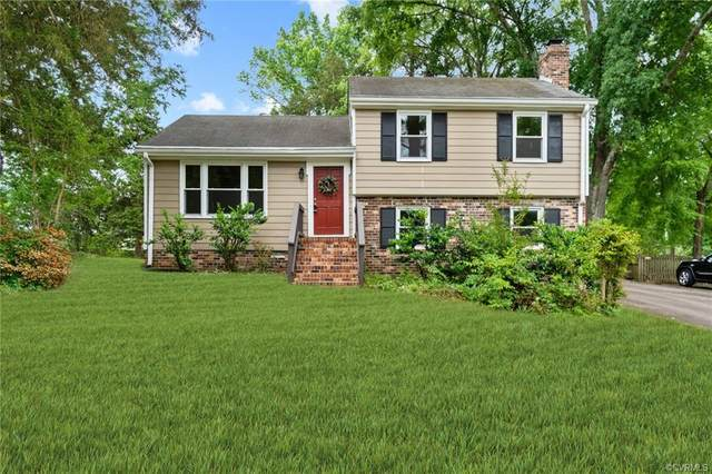 12313 Ridgefield, Henrico, VA 23233 (MLS #2111755) :: EXIT First Realty