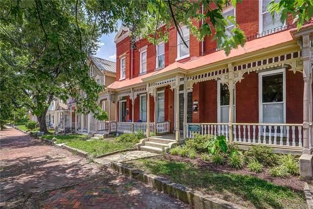 1303 Bainbridge Street, Richmond, VA 23224 (MLS #2111765) :: Small & Associates