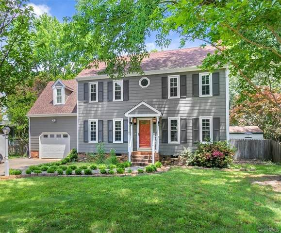 10012 Old Bon Air Place, Chesterfield, VA 23235 (MLS #2111794) :: The Redux Group