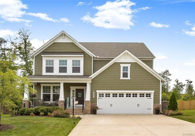 10841 Mccann Place, Ashland, VA 23005 (MLS #2112006) :: Village Concepts Realty Group
