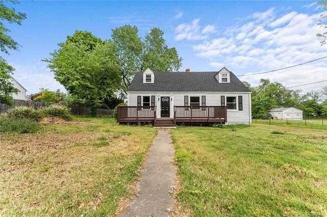 113 Koch Avenue, Richmond, VA 23223 (MLS #2112017) :: Treehouse Realty VA