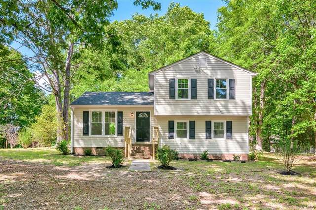23802 Sparrow Court, North Dinwiddie, VA 23803 (MLS #2112190) :: Treehouse Realty VA