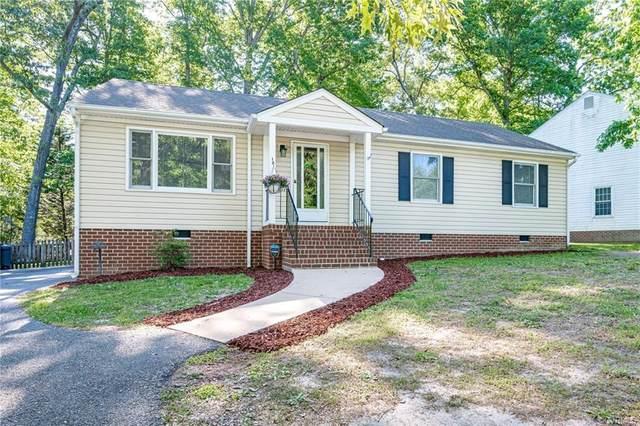 7135 Mccauley Lane, Mechanicsville, VA 23111 (MLS #2112286) :: Small & Associates