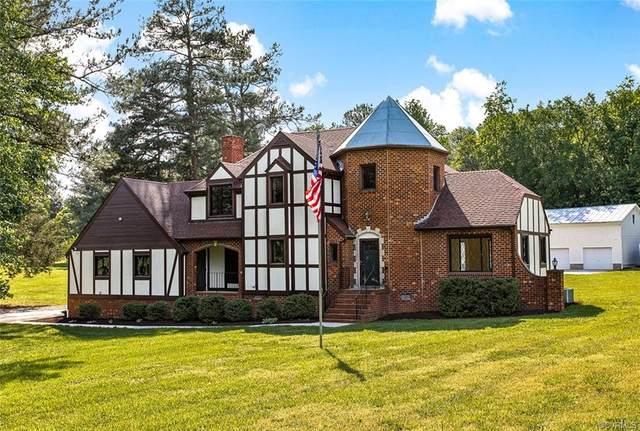 11451 New Farrington Court, Glen Allen, VA 23059 (MLS #2112332) :: Treehouse Realty VA