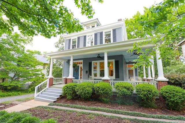 609 W 25th Street, Richmond, VA 23225 (MLS #2112370) :: Small & Associates
