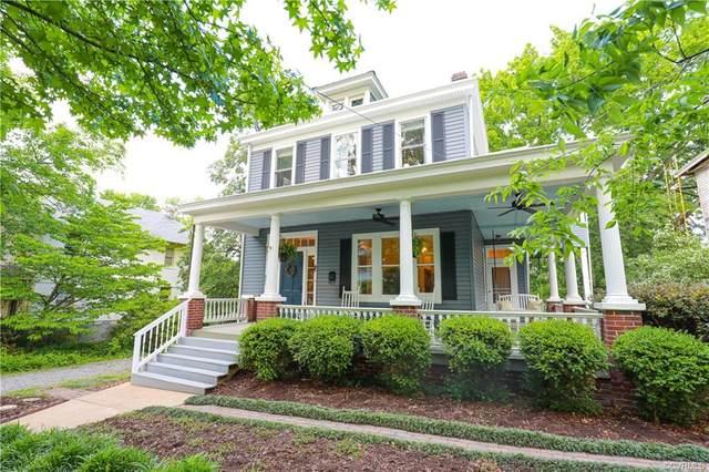 609 W 25th Street, Richmond, VA 23225 (MLS #2112370) :: Village Concepts Realty Group