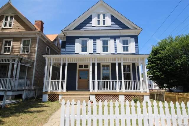 145 Franklin Street, Petersburg, VA 23803 (MLS #2112408) :: EXIT First Realty