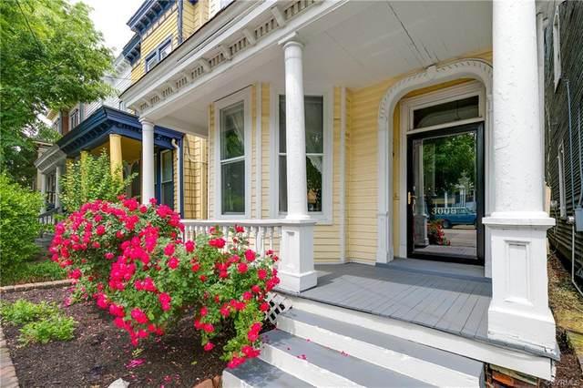3008 E Broad Street, Richmond, VA 23223 (MLS #2112444) :: The Redux Group