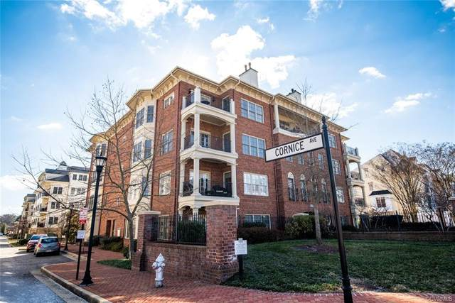 1231 Byrd Avenue 1A, Richmond, VA 23226 (#2112464) :: Abbitt Realty Co.