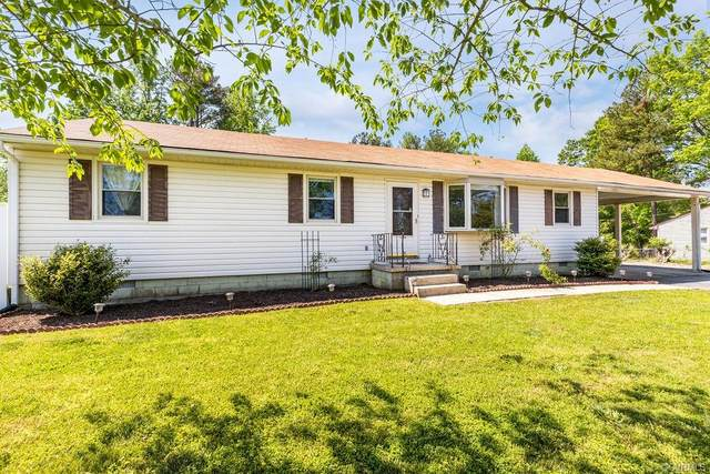 1909 Clary Road, Prince George, VA 23805 (MLS #2112502) :: HergGroup Richmond-Metro