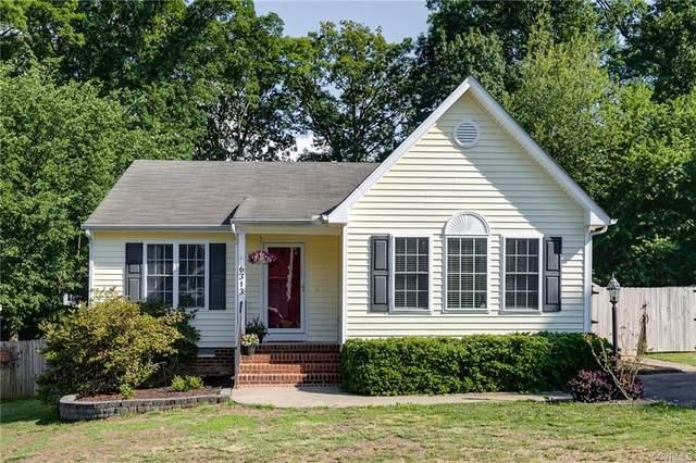 6313 Bergen Drive, Richmond, VA 23225 (MLS #2112559) :: Village Concepts Realty Group