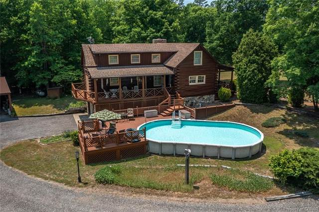 8609 Farys Mill Road, Gloucester, VA 23061 (MLS #2112587) :: Village Concepts Realty Group
