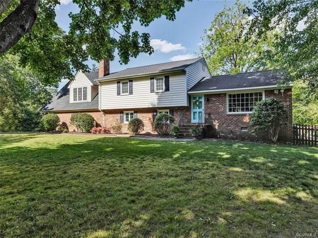 11601 Rochelle Road, Chester, VA 23831 (MLS #2112738) :: Small & Associates